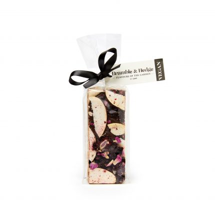 Bramble & Hedge Vegan Apple & Blackberry Nougat 150g