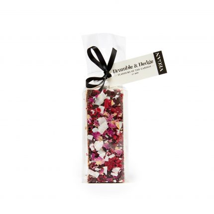 Bramble & Hedge Vegan Sour Cherry & Raspberry Nougat 150g