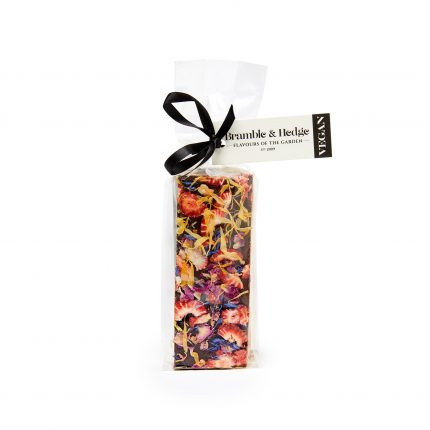 Bramble & Hedge Vegan Strawberry & Elderflower Nougat 150g