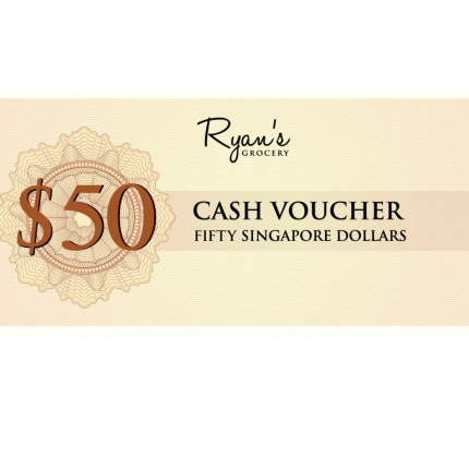 EV50 Ryan's Grocery $50 gift voucher