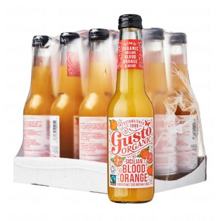 Gusto Organic - Sicilian Blood Orange-Case