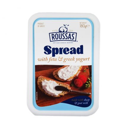Spread with Feta and Greek Yogurt