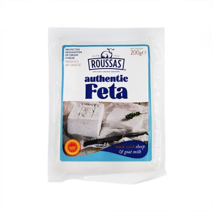 authentic feta cheese
