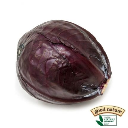 Good Nature Cabbage - Red_Purple