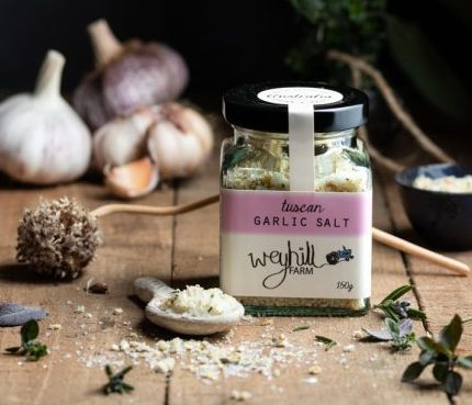 Weyhill Farm Tuscan Garlic