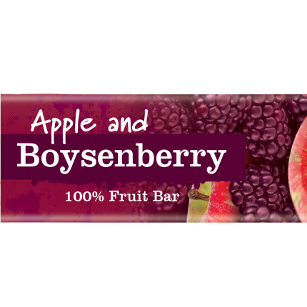 Apple and Boysenberry Wrap 30g