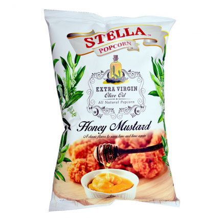 Stella popcorn honey mustard