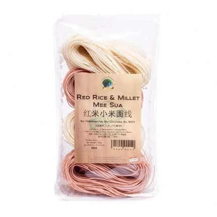 Green Earth Organic Red Rice Millet Mee Sua 300g
