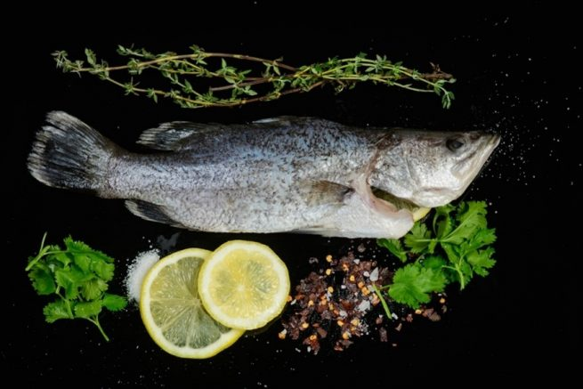 ACE Seabass Whole GGS (Cleaned) 700-800gm Frozen