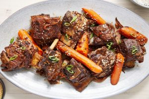 Slow-cooker Short Ribs